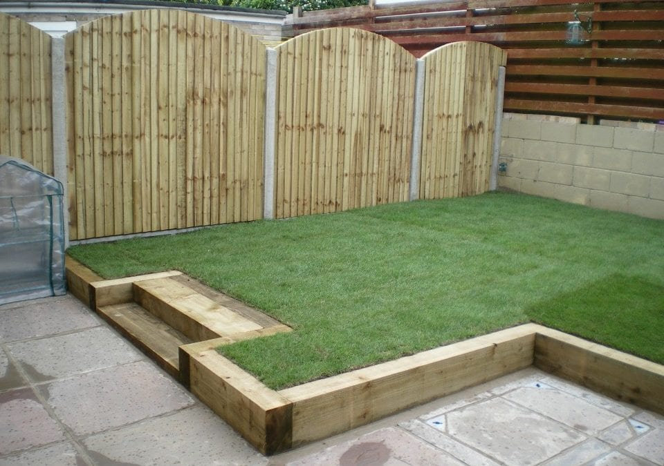 Landscaping in Ossett