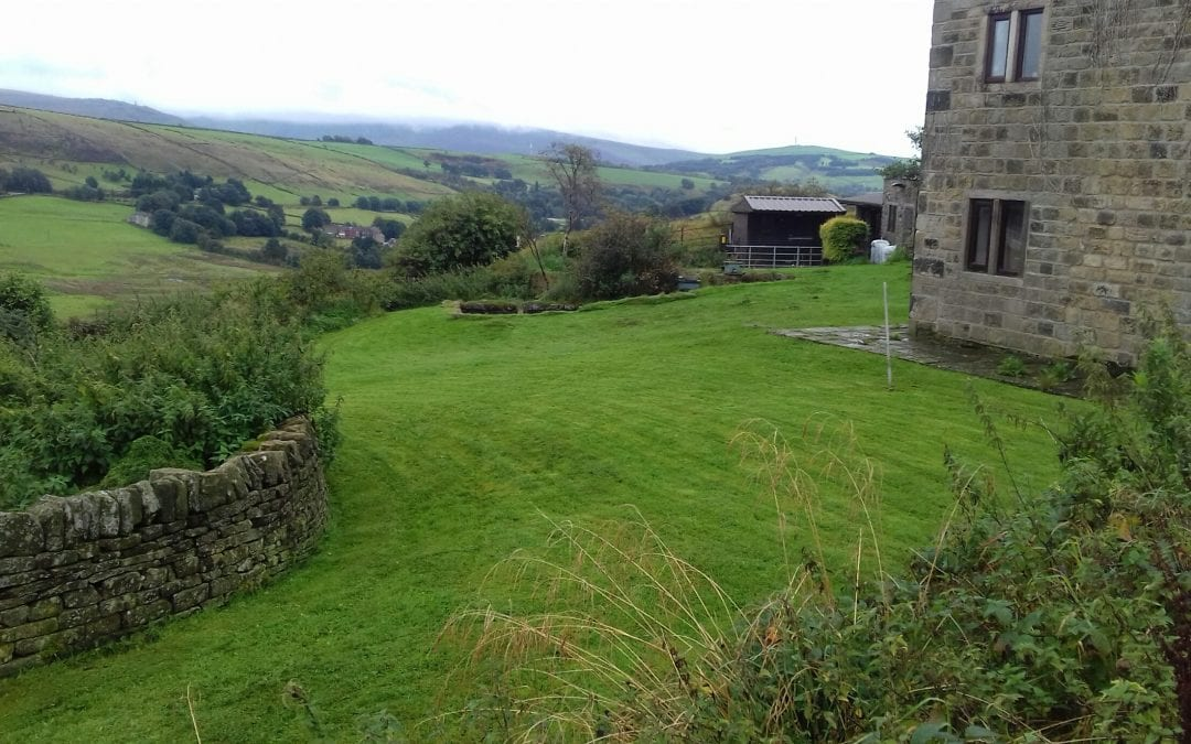 Garden maintenance in Saddleworth